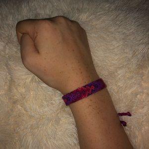 Handmade friendship/vsco bracelet